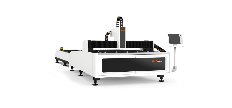 Metal cutter fiber laser machine